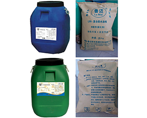 LM-复合防水涂料