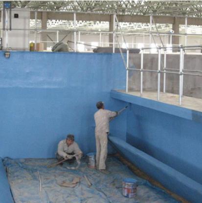 VRA-LM复合防腐防水涂料的延伸率讲解